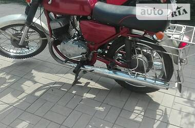 Jawa (ЯВА) 350 1975 в Днепре