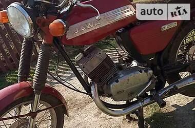 Jawa (ЯВА) 350 1985 в Кременце