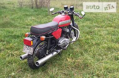 Jawa (ЯВА) 350 1977 в Золочеве