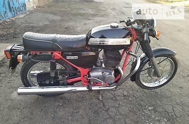 Jawa (ЯВА) 350 1987 в Славянске