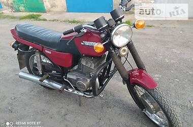 Мотоцикл Классик Jawa (ЯВА) 350 1986 в Угледаре
