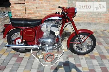 Jawa (ЯВА) 360 1971 в Знаменке