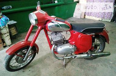 Jawa (ЯВА) 360 1973 в Хмельницком