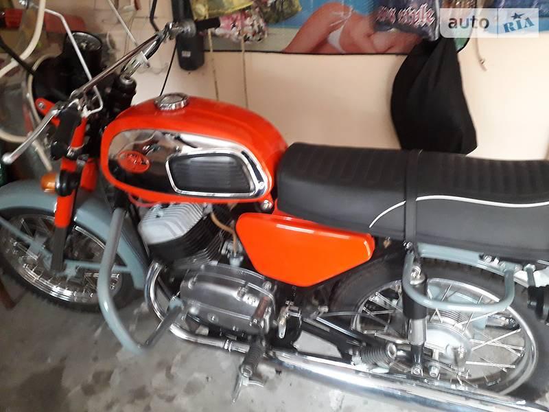 Jawa (ЯВА) 634 1977 в Виннице