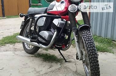 Jawa (ЯВА) 634 1980 в Чернигове