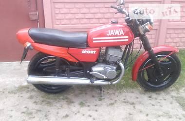 Jawa (ЯВА) 638 1988 в Киеве