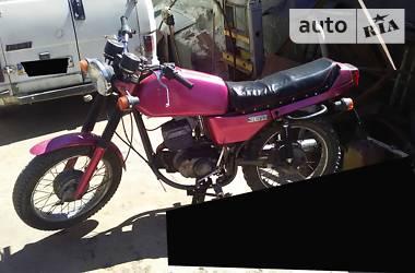 Jawa (ЯВА) 638 1979 в Ивано-Франковске