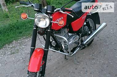 Jawa (ЯВА) 638 1986 в Ромнах