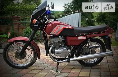 Jawa (ЯВА) 638 1985 в Бережанах