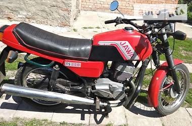 Jawa (ЯВА) 638 1987 в Лохвице
