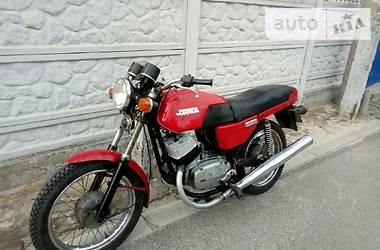 Jawa (ЯВА) 638 1990 в Киеве
