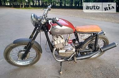 Jawa (ЯВА) 638 1986 в Львове