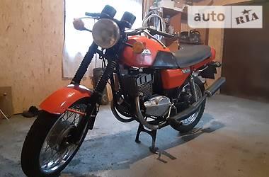 Jawa (ЯВА) 638 1985 в Бахмуте
