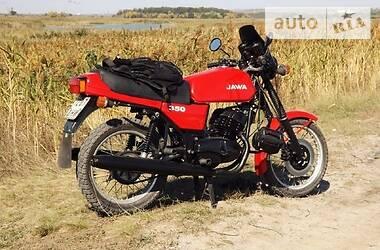 Jawa (ЯВА) 638 1988 в Терновке