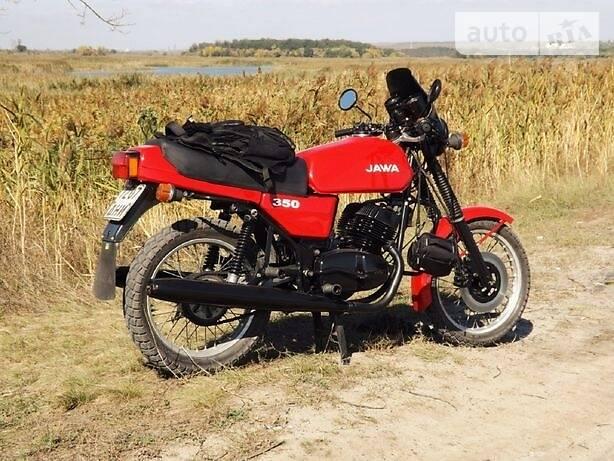 Мотоцикл Классік Jawa (ЯВА) 638 1988 в Тернівці