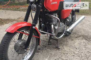 Jawa (ЯВА) 638 1989 в Золотоноше
