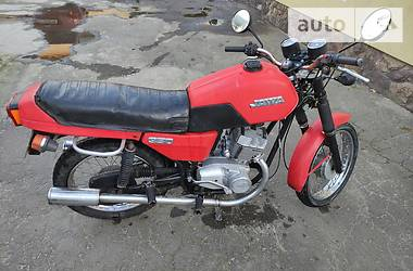 Мотоцикл Классік Jawa (ЯВА) 638 1985 в Львові