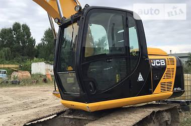 Гусеничный экскаватор JCB JS 145 2014 в Львове
