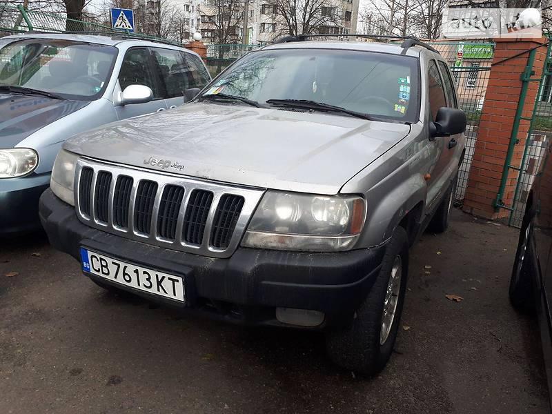 Jeep Cherokee 2000 в Одессе