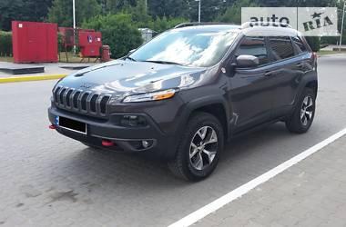 Jeep Cherokee 2015 в Ивано-Франковске