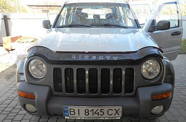 Jeep Cherokee 2003 в Пирятині