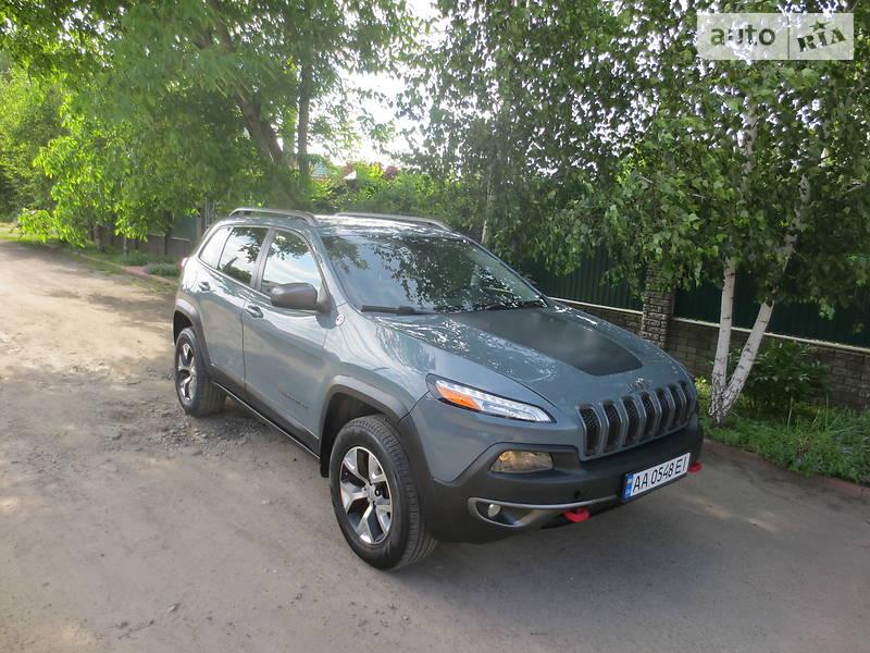 Jeep Cherokee 2014 года в Киеве