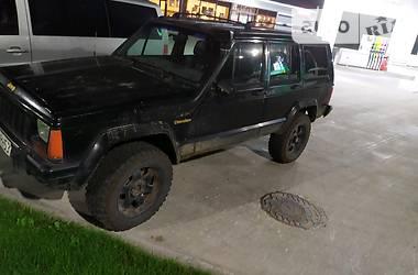 Jeep Cherokee 1996 в Луцке