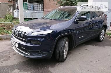 Jeep Cherokee 2016 в Харькове