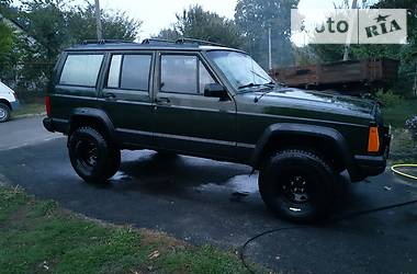 Jeep Cherokee 1995 в Днепре
