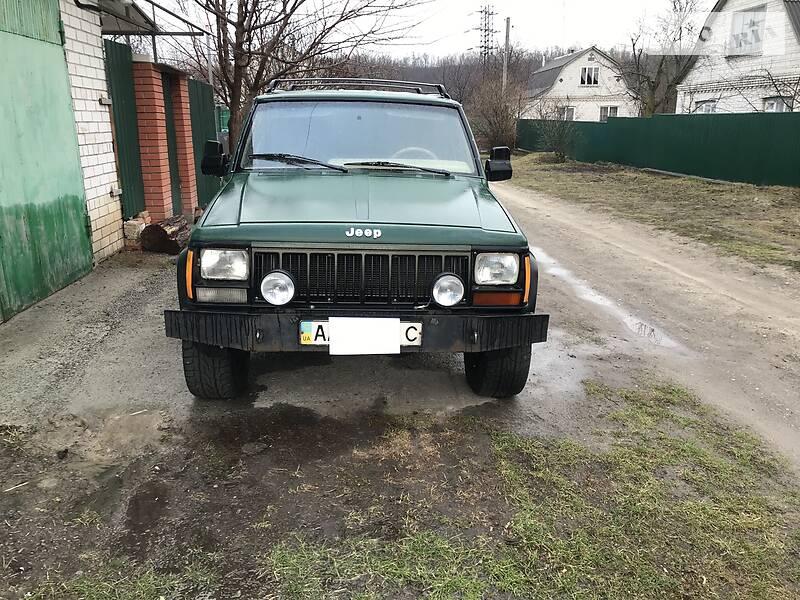 Jeep Cherokee 1993 в Обухове