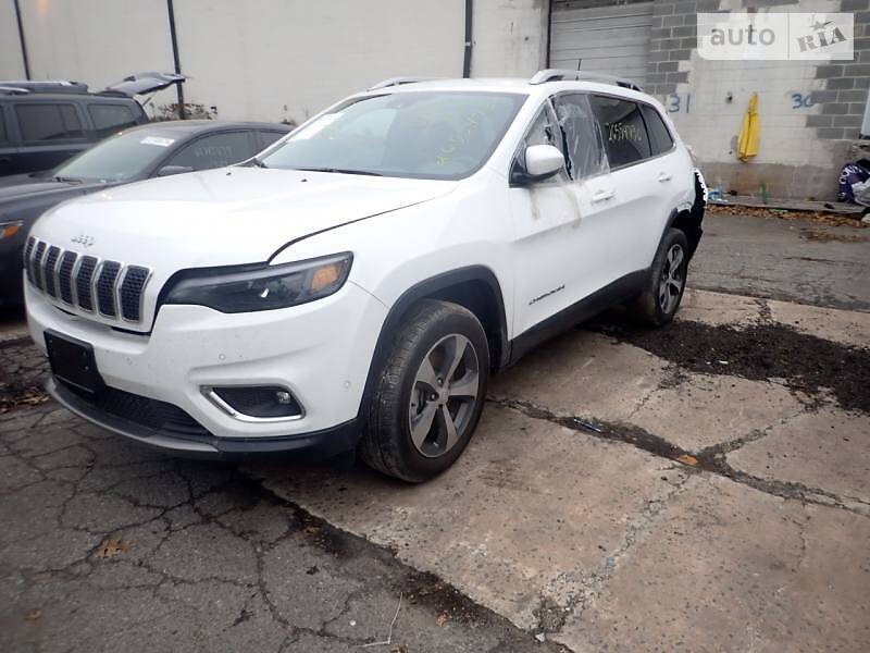 Jeep Cherokee 2019 в Львове