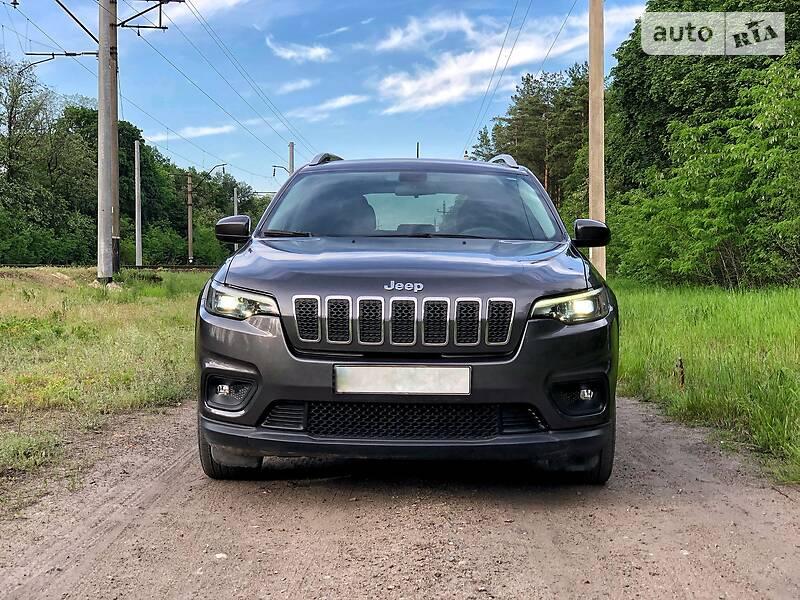 Jeep Cherokee 2018 в Киеве