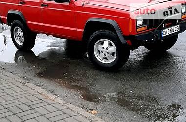 Jeep Cherokee 1995 в Черкассах