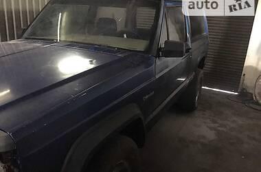 Внедорожник / Кроссовер Jeep Cherokee 1987 в Хмельницком