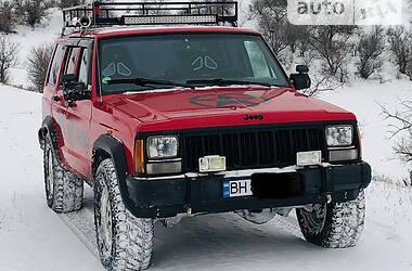 Внедорожник / Кроссовер Jeep Cherokee 1995 в Одессе