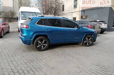Внедорожник / Кроссовер Jeep Cherokee 2019 в Ивано-Франковске