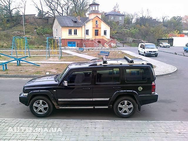 Jeep Commander 2006 в Луцке