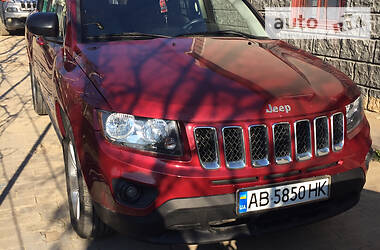 Jeep Compass 2015 в Виннице