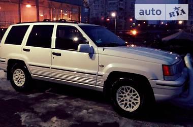 Jeep Grand Cherokee v8 5.2 Limited 1993