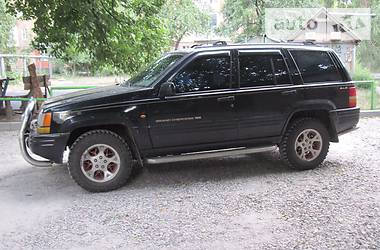 Jeep Grand Cherokee 1997 в Полтаве