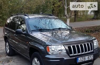 Jeep Grand Cherokee 2004 в Одессе