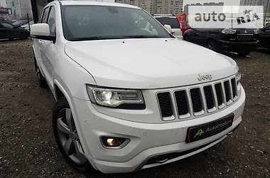 Jeep Grand Cherokee RESTYLING 2014