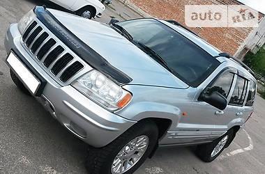 Jeep Grand Cherokee 2003 в Чернигове