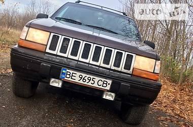 Jeep Grand Cherokee 1993 в Первомайську