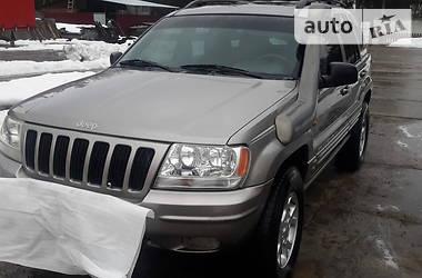 Jeep Grand Cherokee 1999 в Чернигове