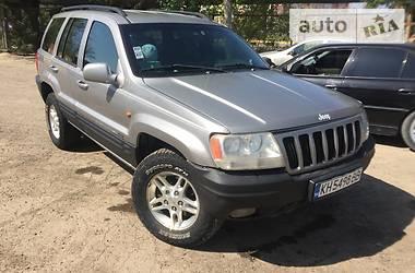 Jeep Grand Cherokee 2001 в Черновцах