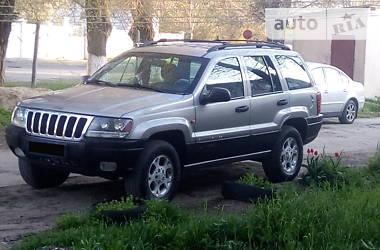 Jeep Grand Cherokee 2001 в Миколаєві