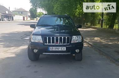 Jeep Grand Cherokee 2004 в Могилів-Подільському