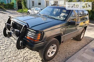 Jeep Grand Cherokee 1993 в Чернівцях