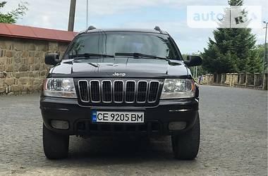 Jeep Grand Cherokee 2002 в Черновцах